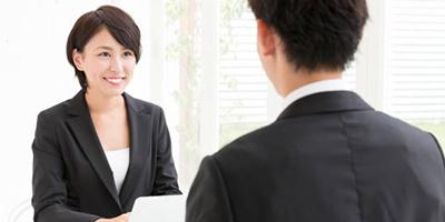 企業との面接調整面接の練習サポート